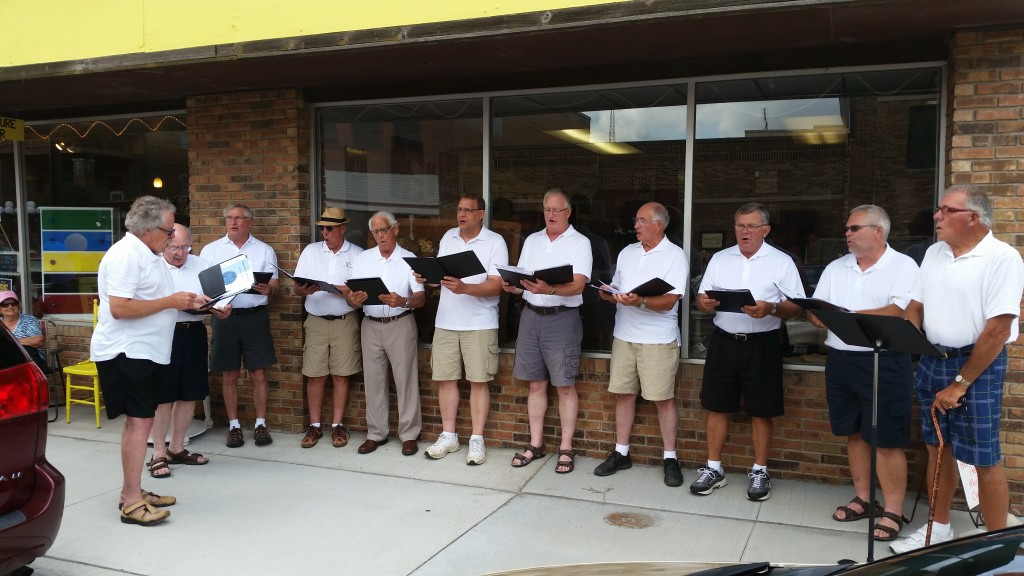 alexandria men's chorus