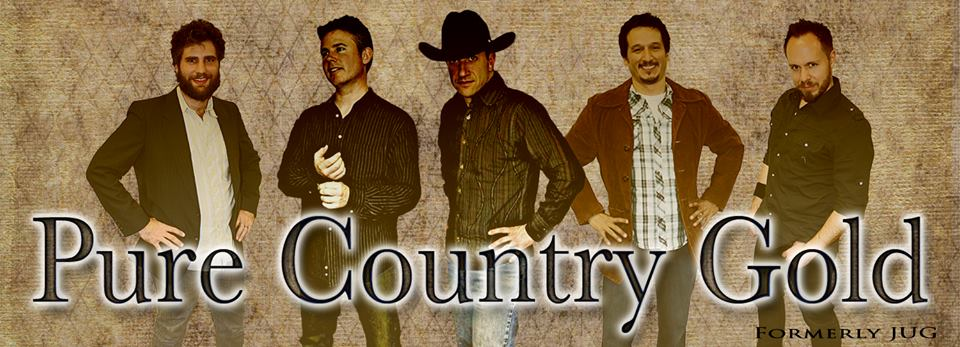pure country gold band
