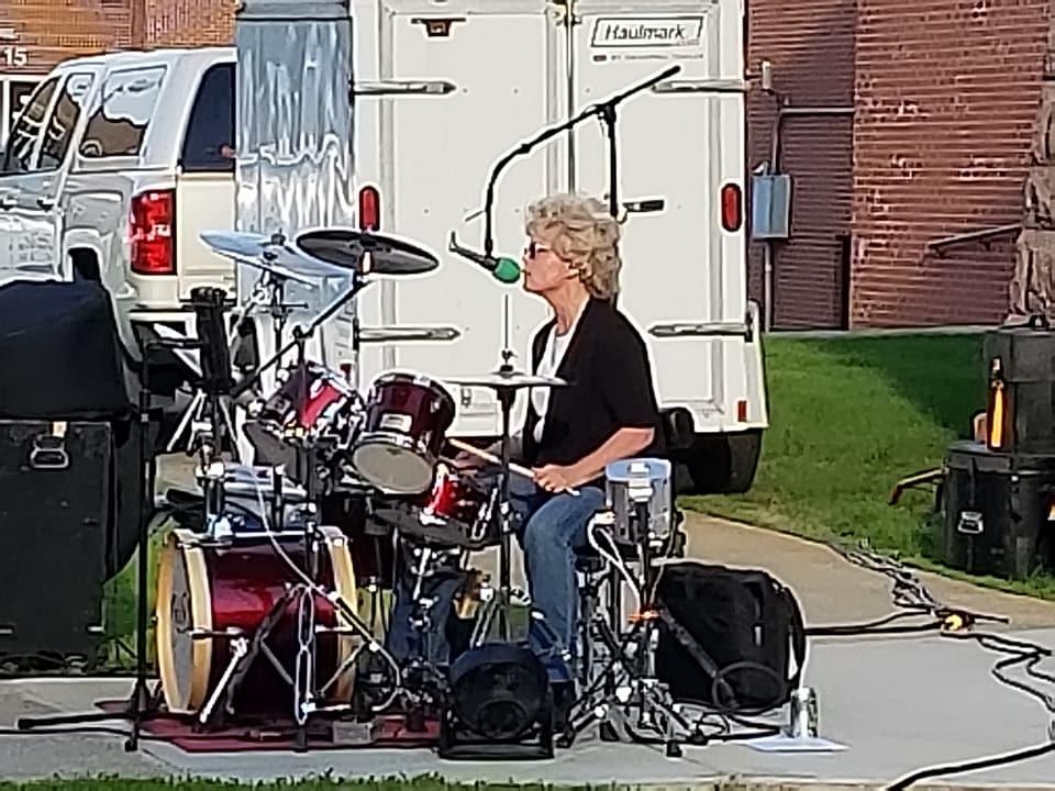 gun shy singer drummer