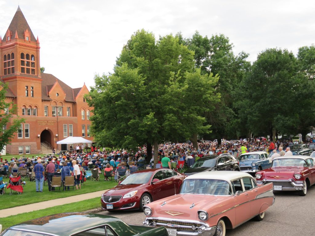 July Concert on the Courthouse Lawn Alexandria MN