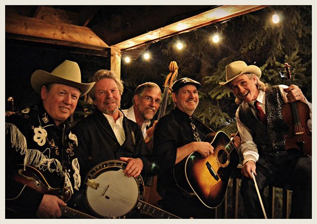 The woodpicks bluegrass band