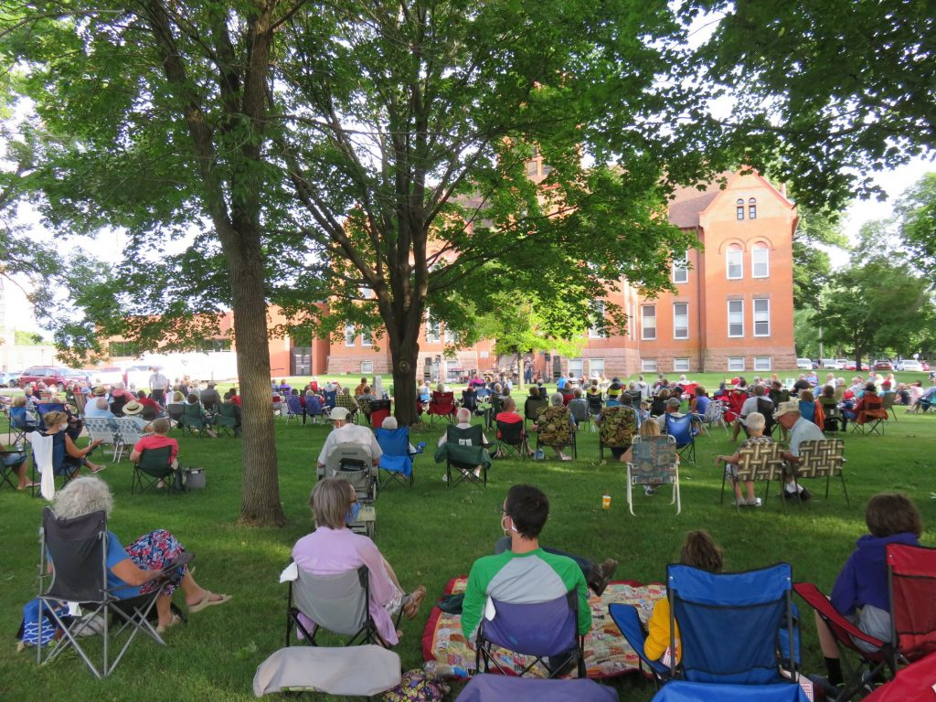 concert on the lawn july 9 2020